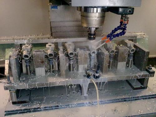 机械精加工
